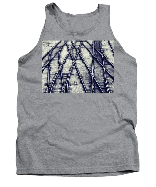Journey Marks Tank Top