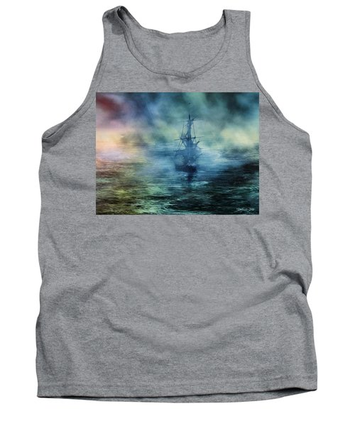 Journey To The Uknown II Tank Top
