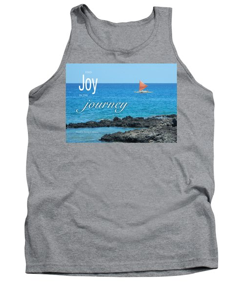 Joy In The Journey Tank Top