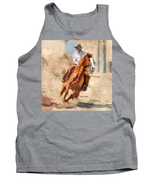 Joy Ride Tank Top by Greg Collins