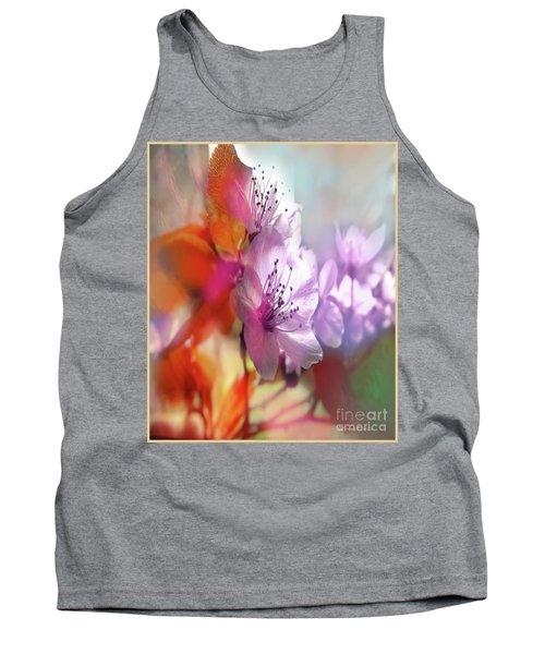Juego Floral Tank Top