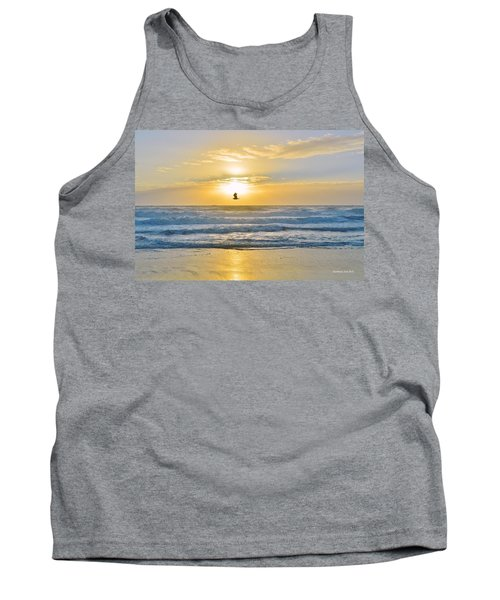 July 30 Sunrise Nh Tank Top