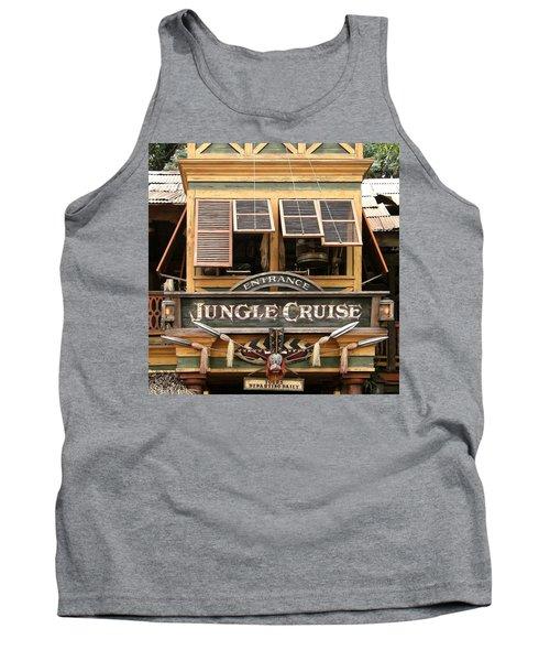 Jungle Cruise - Disneyland Tank Top