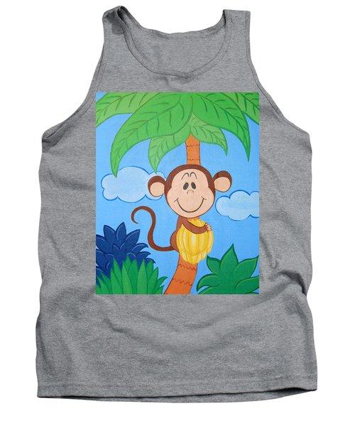 Jungle Monkey Tank Top