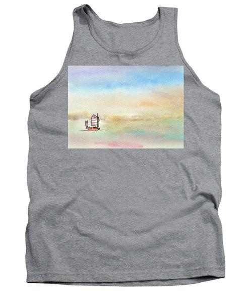 Junk Sailing Tank Top