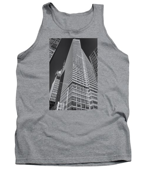 Tank Top featuring the photograph Just Another Skyscraper 2 by Sabine Edrissi