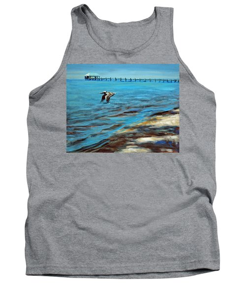 Just Passing By Tank Top