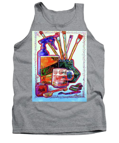 Just Stuff Tank Top