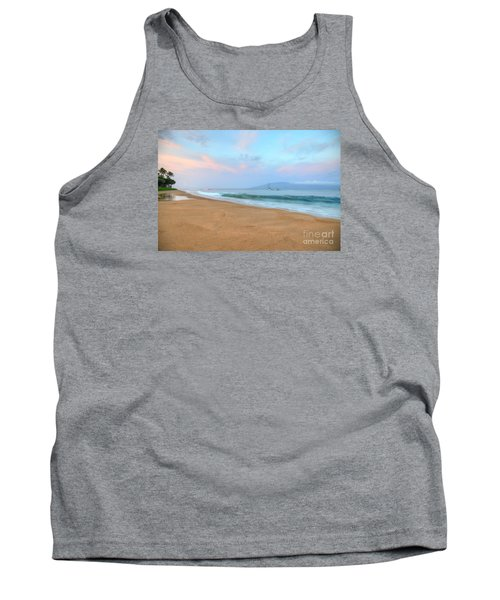 Tank Top featuring the photograph Ka'anapali Delight  by Kelly Wade
