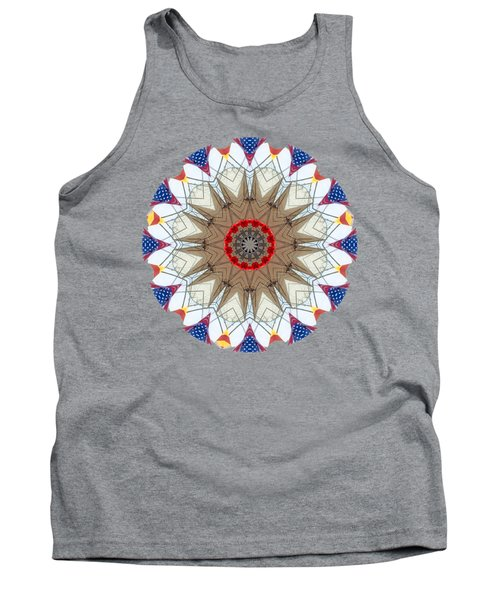 Kaleidos - Ptown02 Tank Top by Jack Torcello