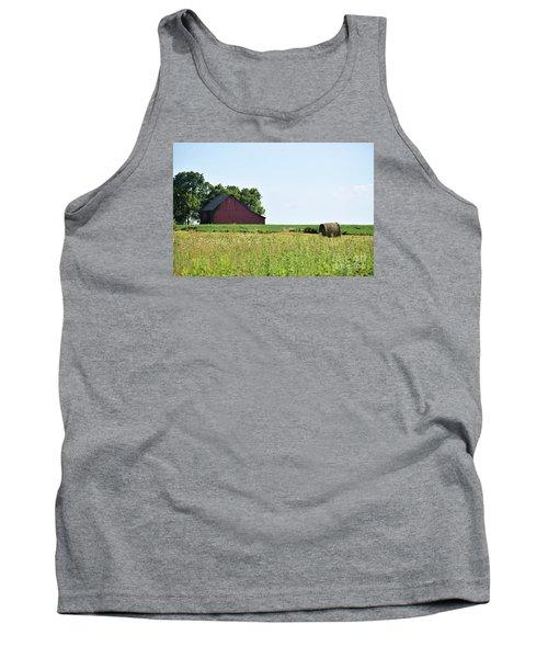 Kansas Barn Tank Top
