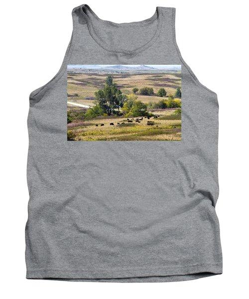 Kansas Plains  Tank Top