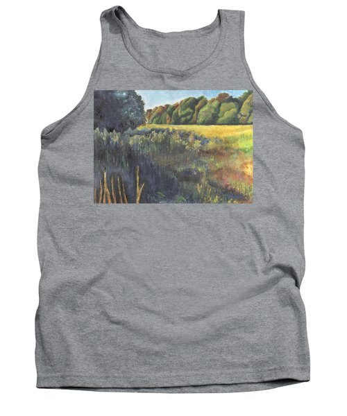 Keep On The Sunny Side Tank Top