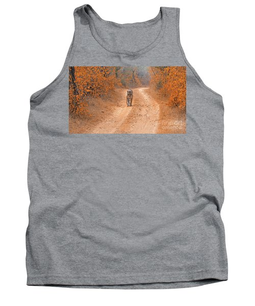 Keep Walking Tank Top by Pravine Chester