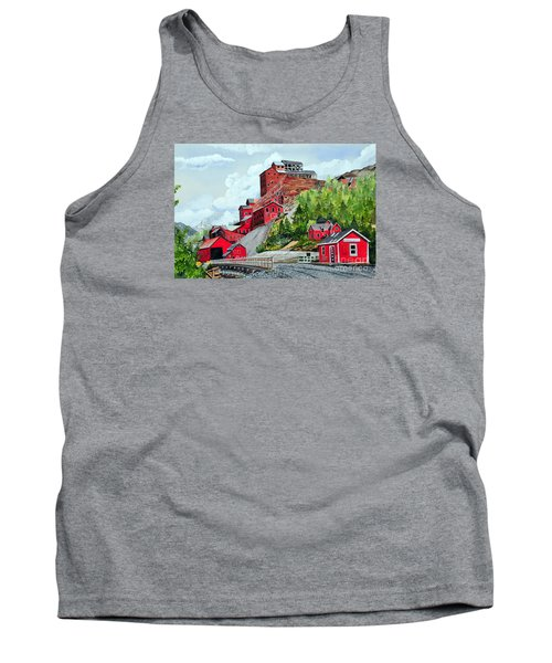 Kennecott Tank Top