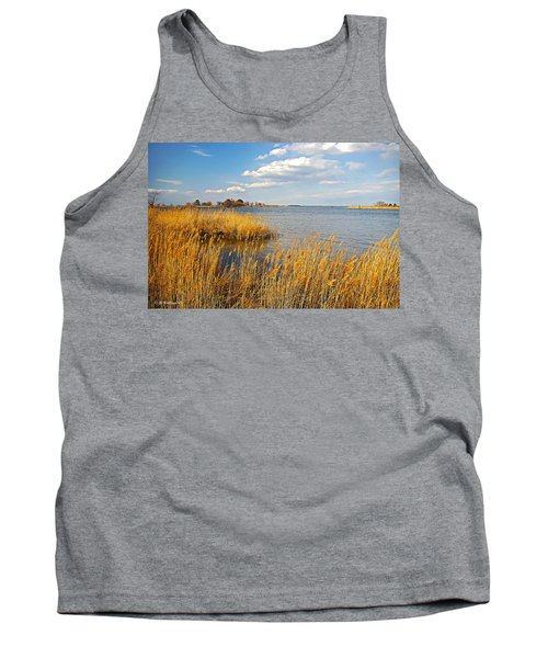 Kent Island Tank Top by Brian Wallace