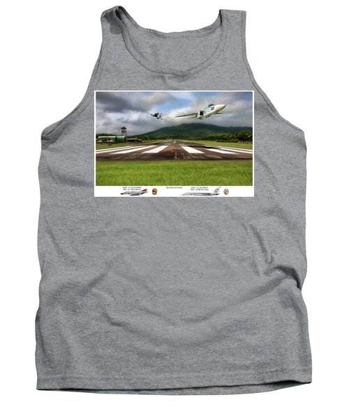 Kep Field Air Show Tank Top by Peter Chilelli
