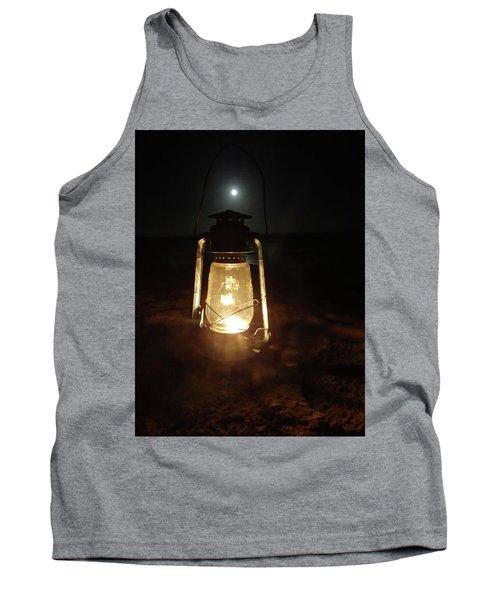 Kerosine Lantern In The Moonlight Tank Top