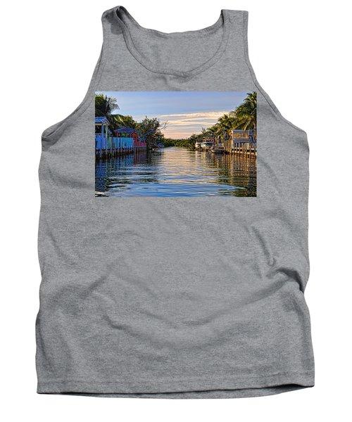 Key Largo Canal Tank Top