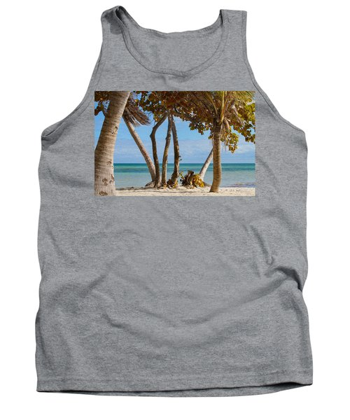 Key West Afternoon Tank Top