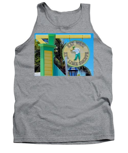 Key West Key Lime Shoppe Tank Top