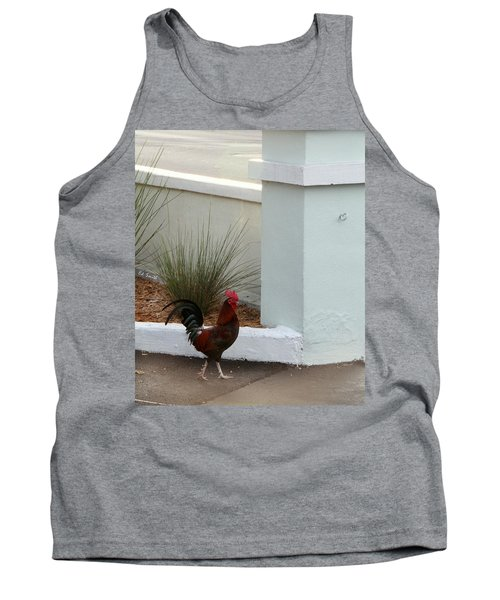 Key West Street Walker Tank Top