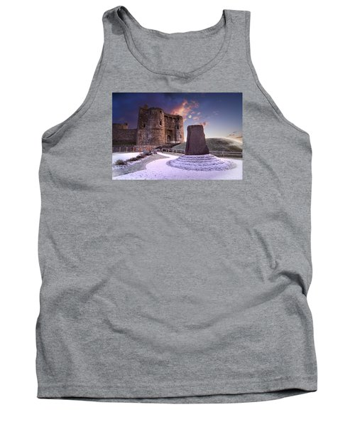 Kidwelly Castle 2 Tank Top