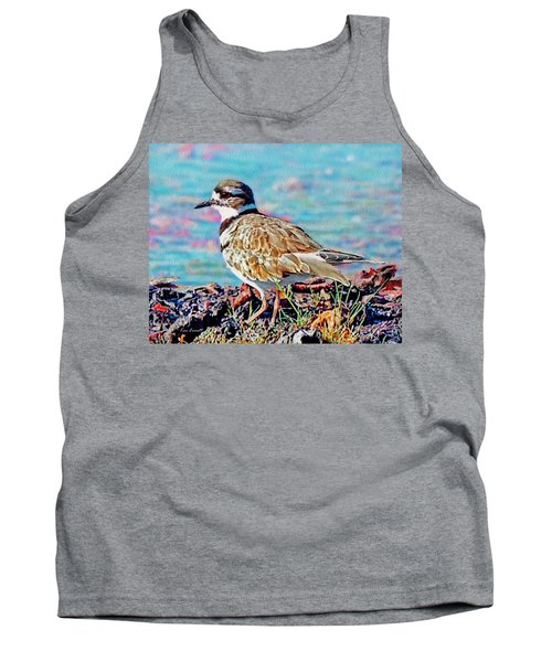 Killdeer  Tank Top by Ken Everett