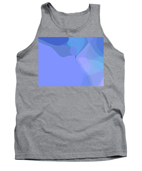 Kind Of Blue Tank Top