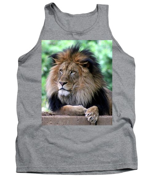The King's Portrait Tank Top