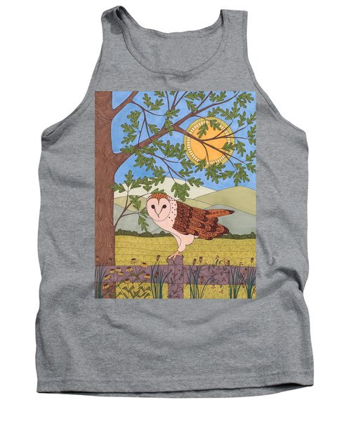 King Of The Meadow Tank Top
