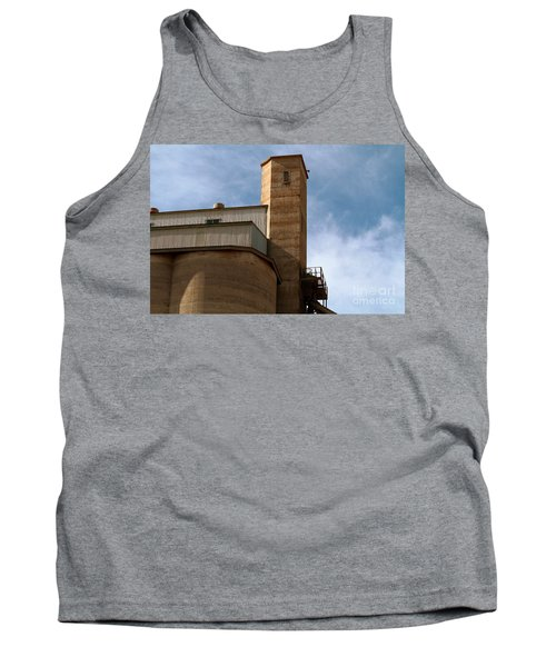 Tank Top featuring the photograph Kingscote Castle by Stephen Mitchell