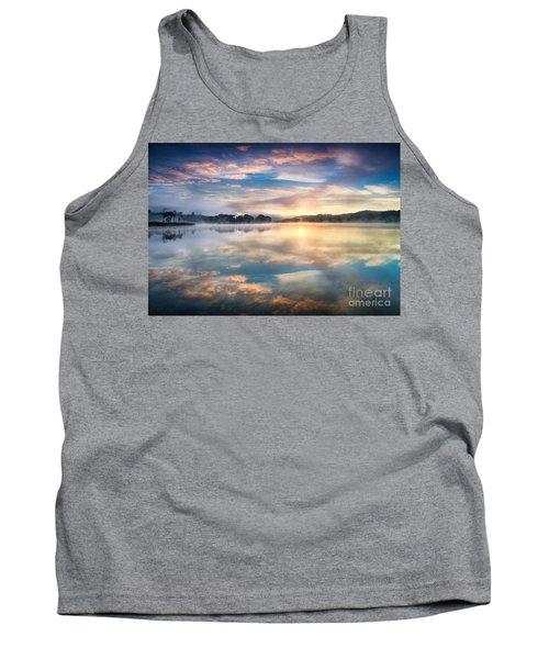 Kinlochard Sunrise Tank Top
