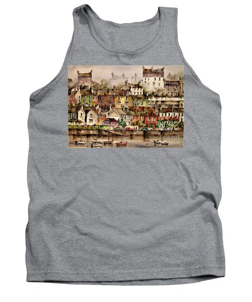 F 906  Kinsale Harbour. Cork Tank Top