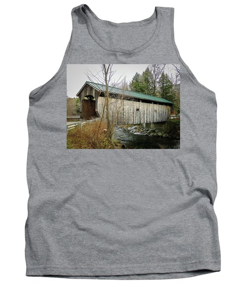 Kissing Bridge Tank Top