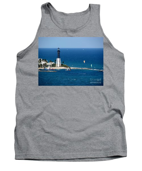 Kitesurfing And More At Pompano Tank Top