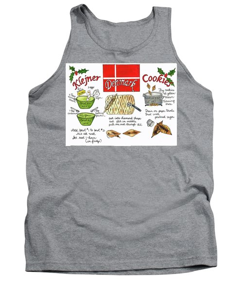 Klejner Cookies Tank Top