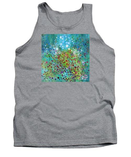Klimt's Garden Tank Top