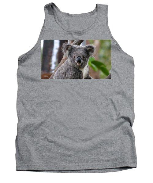 Koala Bear 7 Tank Top