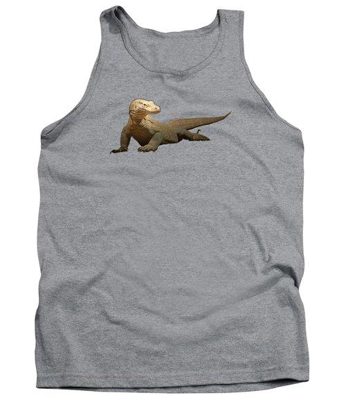 Komodo Dragon Tee Shirt Tank Top