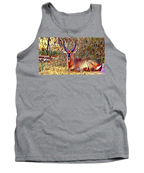 Kudu Tank Top