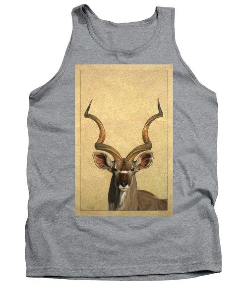 Kudu Tank Top by James W Johnson