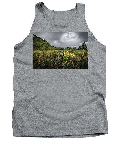 La Plata Wildflowers Tank Top