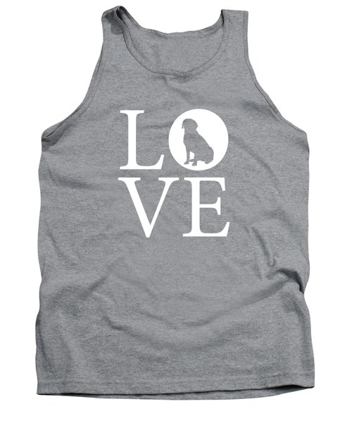 Labrador Love Tank Top