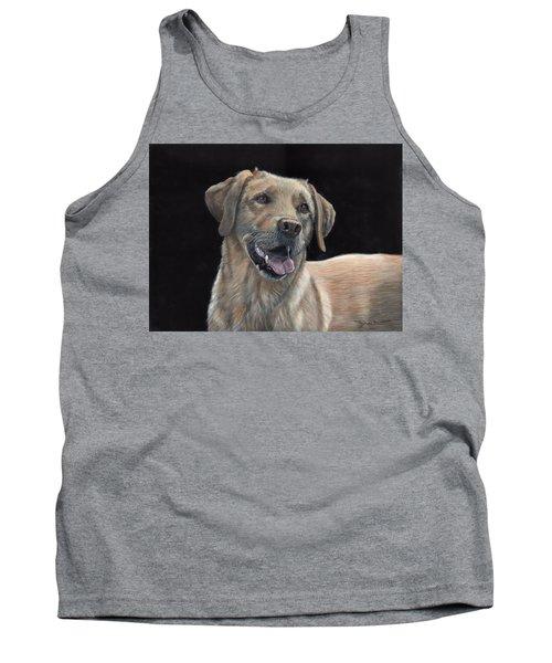 Labrador Portrait Tank Top