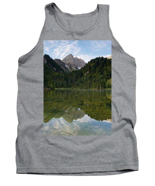 Lac Des Plagnes Tank Top