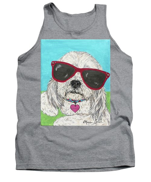 Laci With Shades Tank Top