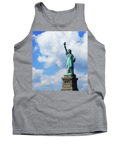 Lady Liberty Tank Top