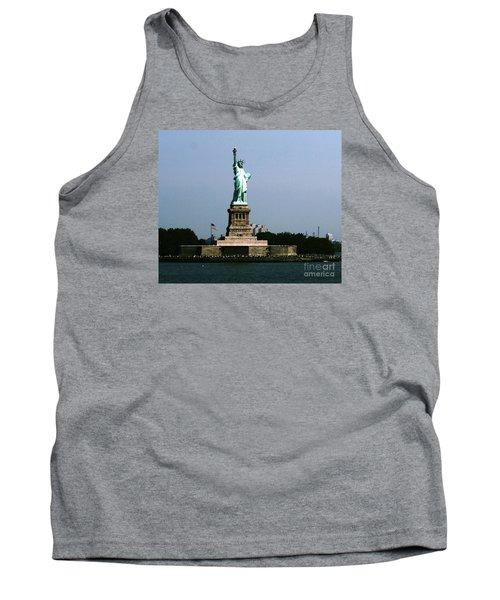 Lady Liberty Tank Top