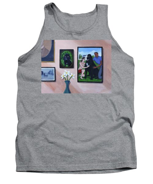 Lady's Family Gallery Tank Top